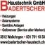Badertscher Haustech. GmbH