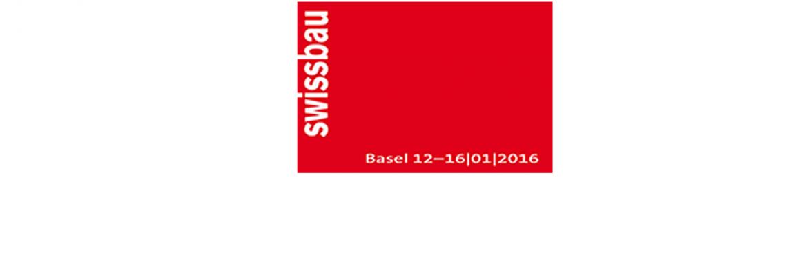 Swissbau Focus 12.01. - 16.01.2016
